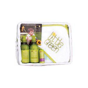 upominkowy zestaw naturalnych kosmetyków, naturalne kosmetyki dla niemowląt